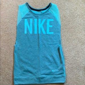 Nike NEVER WORN muscle tee sweatshirt